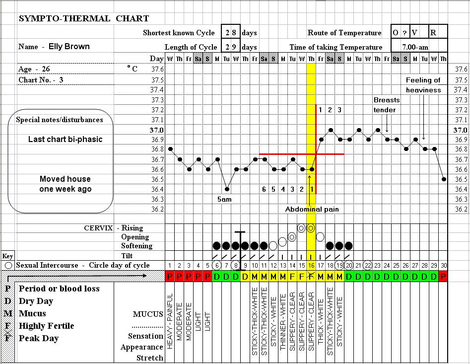 Metode Simptothermal or Symptothermal Method