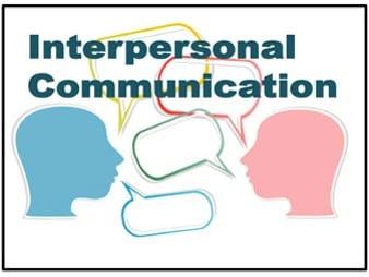Komunikasi Antar Pribadi (Interpersonal Communication)