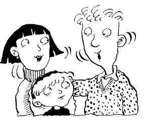 Respon Ayah dan Keluarga Terhadap Bayi Baru Lahir